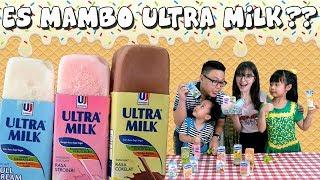 Video WOW! Es Mambo Susu Ultra Ini Viral Di Medsos !! Enak Atau Enggak ?? MP3, 3GP, MP4, WEBM, AVI, FLV September 2018