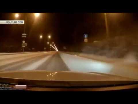 Смертельная гонка в Тюмени ШОК,ЖЕСТЬ (видео)