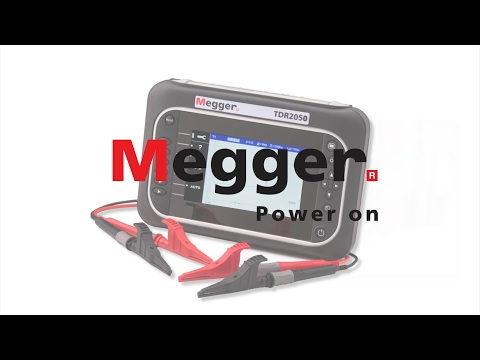 Cable fault locating equipment - Megger