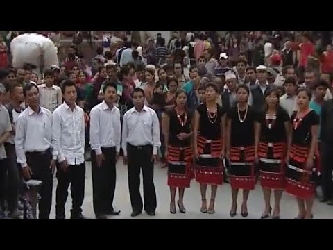 Video Oh what a wonderful day - Tingkauh himdaih rui alung padik the - RNBA CC Choir download in MP3, 3GP, MP4, WEBM, AVI, FLV January 2017
