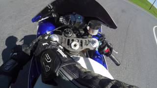 1. 2014 Yamaha R1 Test Drive Review
