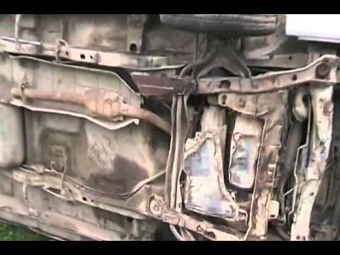 Fix broken frame on pontiac transport van Davidsfarmison[bliptv]now