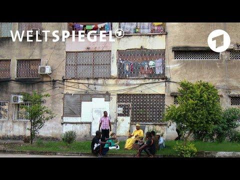Schnappschuss: Deutsche Plattenbauten in Sansibar | W ...
