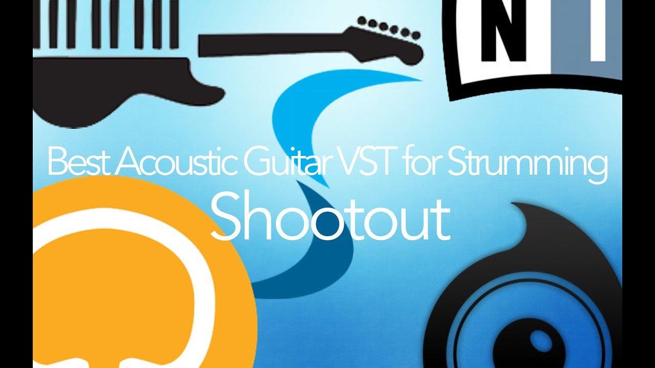 Best Acoustic Guitar VST for Strumming: Shootout