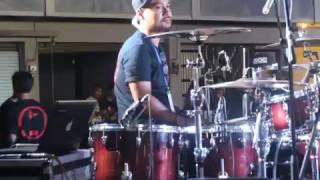 Lagu baru tipe-x - cerita tahun lalu drum  arie hardjo