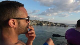 Smoke On the Water - Coral Cove Resort Jamaica by Urban Grower