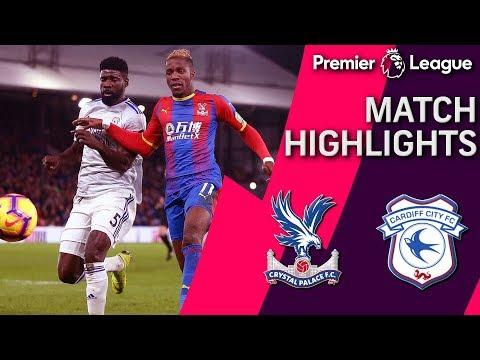 Video: Crystal Palace v. Cardiff City | PREMIER LEAGUE MATCH HIGHLIGHTS | 12/26/2018 | NBC Sports