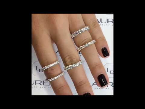 Lauren B Eternity Band Collection