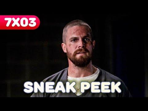 "Arrow 7x03 ""Crossing Lines"" Promo Photos & Synopsis Season 7 Episode 3"