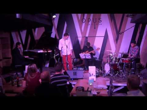 Los Quemados Opus jazz club Budapest 2015 4/2