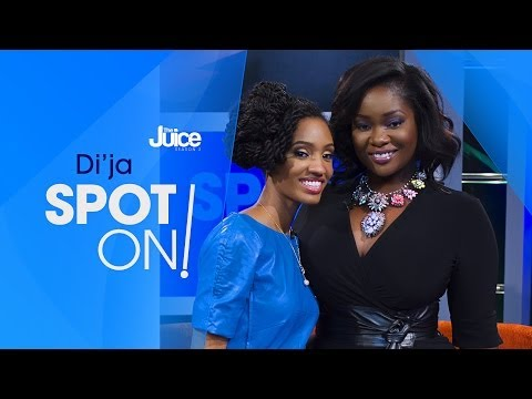 "0 VIDEO: Di'Ja on The Juice's ""Spot ON!"" (Interview + Performance)The Juice Ndani TV DiJa"