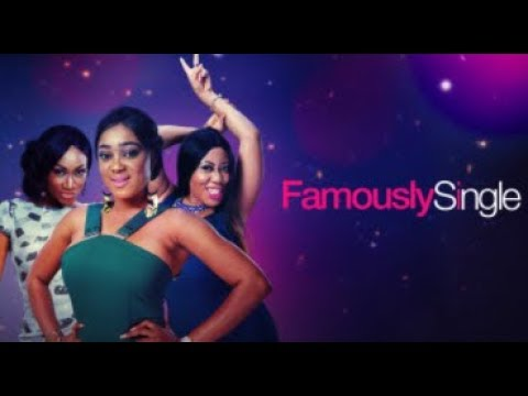 Famously Single - Latest 2017 Nigerian Nollywood Drama Movie (20 min preview)