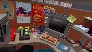 Job Simulator - PlayStation VR Gameplay Teaser by IGN VR