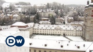 Saint Gallen Switzerland  city photo : Take a tour through St. Gallen | Euromaxx