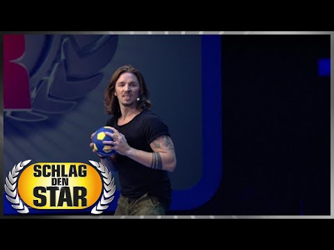 Tchoukball (Spiel 2) - Pietro Lombardi vs. Gil Ofarim | Schlag den Star