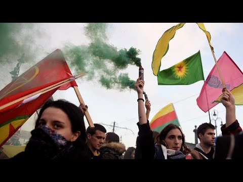 Διαδηλώσεις κατά του Ερντογάν στην Βουδαπέστη