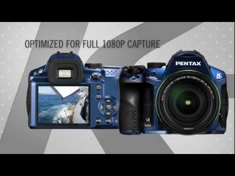 New PENTAX K-30 First Look
