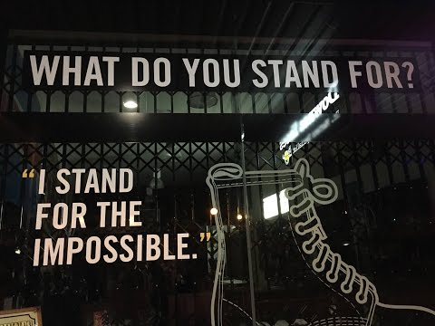 Stand for the Impossible!!!