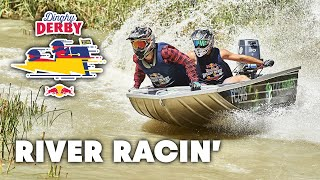 Bull Creek Australia  city photos gallery : This Might Be The Wildest Boat Race On Earth | Red Bull Dinghy Derby 2016