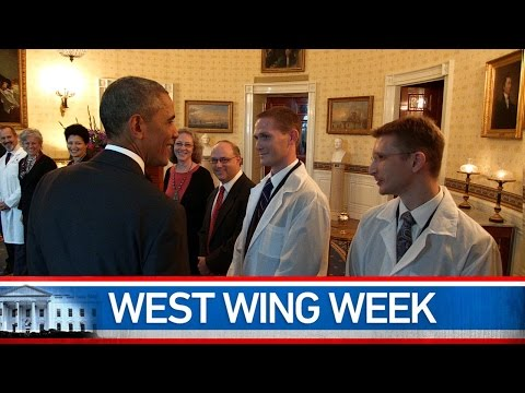 or - This week, the President continued to address the ongoing federal response to Ebola, worked to spur the growth of manufacturing and boost preparedness for natural disasters, and invited some...