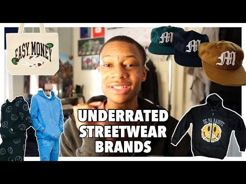 10 UNDERRATED STREETWEAR BRANDS YOU SHOULD KNOW ABOUT