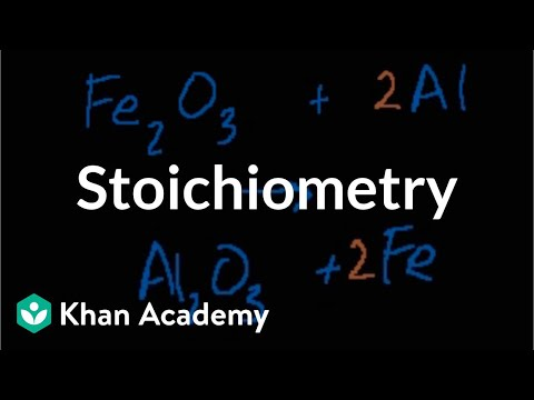 how to solve stoichiometry problems step by step