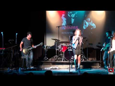 The Divinyls - Boys In Town - Cover