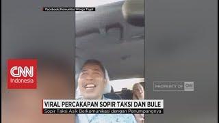 Video Viral Percakapan Sopir Taksi & Bule MP3, 3GP, MP4, WEBM, AVI, FLV Juni 2018