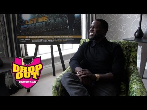 Kevin Hart Talks… His Come-Up + Whether He Is A Legend | Interview