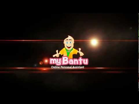 Video of myBantu Personal Assistant