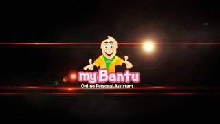 myBantu Personal Assistant YouTube video
