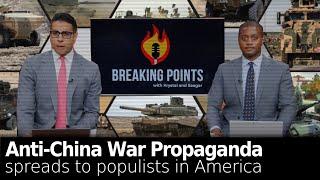 Planning war on China - part 8