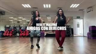 Amigos con derecho remix -Karinatarazon