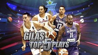 Video SEABA Gilas Top 5 Plays | SEABA 2017 MP3, 3GP, MP4, WEBM, AVI, FLV Mei 2017