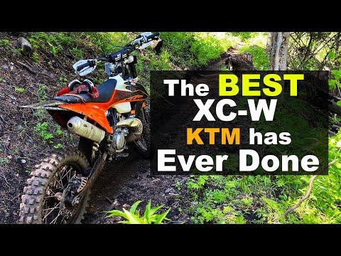 2020 KTM 300 XC W TPI is the best XC W KTM has EVER made