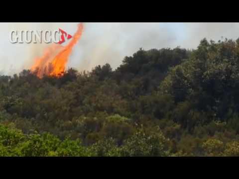 Brucia la Maremma tra Castiglione e Follonica: le immagini impressionanti delle fiamme