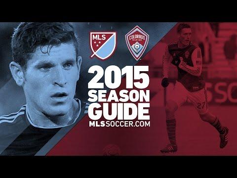 Video: Colorado Rapids Team Preview | 2015 MLS Guide