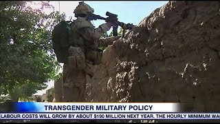 After Donald Trump banned transgender people from the U.S. military in a series of tweets Wednesday, Cristina Howorun looks at ...