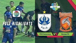 Video PSIS Semarang (1) vs (0) Borneo FC - Full Highlight | Go-Jek Liga 1 Bersama Bukalapak MP3, 3GP, MP4, WEBM, AVI, FLV Juli 2018