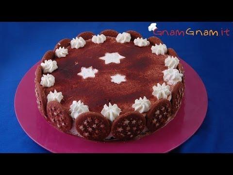 torta pan di stelle - ricetta