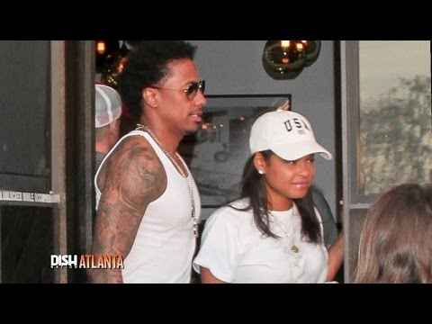 ARE NICK CANNON & CHRISTINA MILIAN BACK TOGETHER?