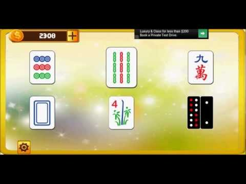 Video of Mahjong Pai Gow Slot Machines