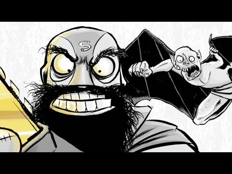 AXE COP - The Moon Warriors (Part 10, Episode 18)