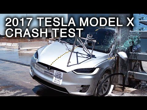 Tesla Model X 獲NHTSA史上最安全SUV稱號