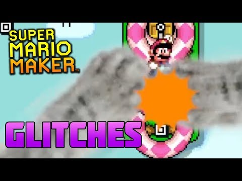 Super Mario Maker: What the Glitch? & Japanische Trolls   MineZoneGermany