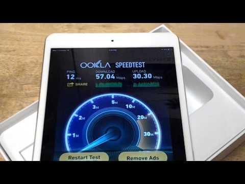 Ipad mini 2 with retina display 4g LTE review
