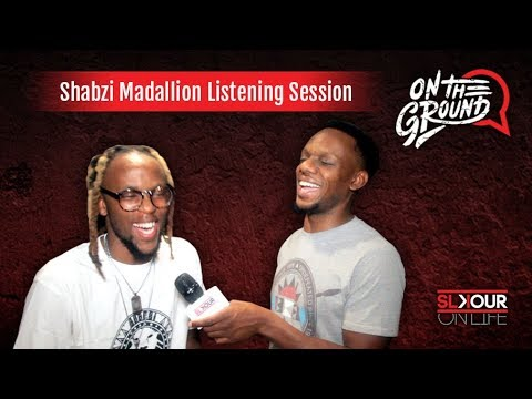Shabzi Madallion Listening Session