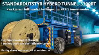 Utstyr Hybeko Tunnel-3390RT