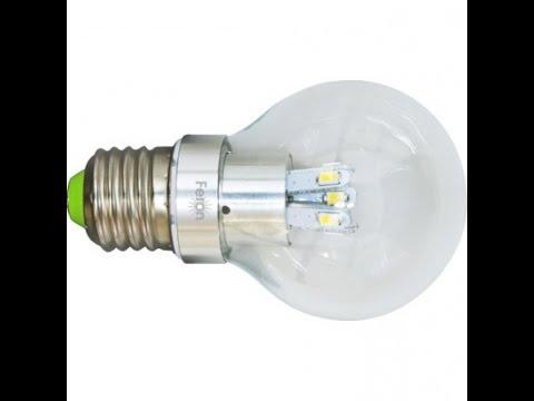 Тест №10 светодиодная лампа Feron LB-42