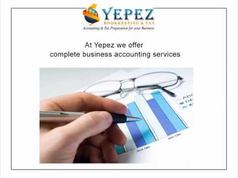 Yepez Accounting, Bookkeeping and Tax Preparation